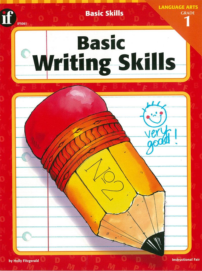 basic writing skills gr1